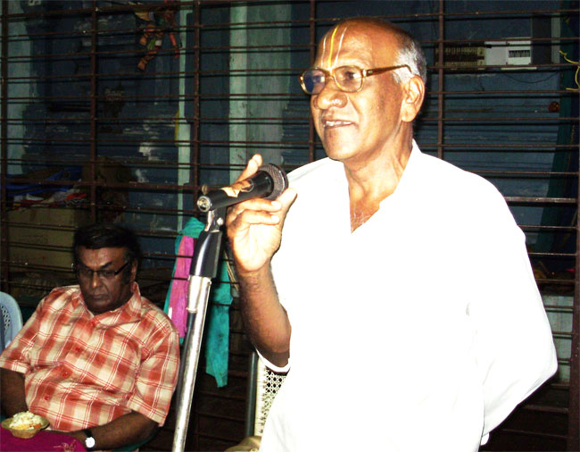 Mr.Raman Iyengar